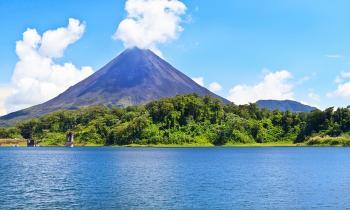 Costa Rica-Fantasía playas y Volcanes